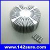 SIK003: ฮีทซิงค์ ระบายความร้อน หลอดไฟ LED Round Aluminum Heatsink for 50-100W LED High Power Panel