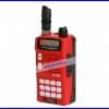 วิทยุสื่อสารเครื่องแดงFUJITEL FB-580 รุ่นใหม่ กำลังส่ง 5 วัตต์80 ช่องหลัก 50 CTSS (4000 ช่องย่อย)