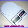 เครื่องชั่ง ราคาถูก เครื่องชั่งดิจิตอล ตาชั่งดิจิตอล เครื่องชั่งอาหาร 5000g ความละเอียด1g Digital FOOD BOWL SCALE New 5KG/1G
