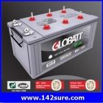 SBD030: Globatt INVA แบตเตอรี่สำหรับเก็บพลังงานแสงอาทิตย์ ชนิด Deep Cycle เกรดระดับพรีเมี่ยม จ่ายกระแสไฟ (CCA) ได้สูงกว่าแบตเตอรี่ทั่วไป Globatt INVA 45AH ร