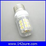 SMD103 หลอดไฟ LED E27- SMD5050 3.5W 220V 350Lm (แสงสีขาวอมเหลือง อายุการใช้งาน 40,000 ชั่วโมง)