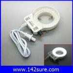 LER018 ไฟวงแหวน 56LED Ring Light ไฟวงแหวนกล้องMicroscope LED Ring Light White Light Microscope Light 56pcs(แสงสีขาว)
