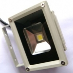 LFL004 LED Flood Light 10W 220V Warm White สีขาวอมเหลือง 600LMWall WashLight (Chip from Taiwan)