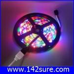 LES033 ไฟLED RGB 300LEDs Flexible Strip Ribbon 5M 3528 12V 60LED/M เปลี่ยนสีได้ (ไม่กันน้ำ)