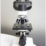 SCI004 กล้องจุลทรรศน์ กล้องไมโครสโคป พร้อมอุปกรณ์ 800x Binocular Vet Lab Cordless LED Medical Microscope (From อินเดีย)