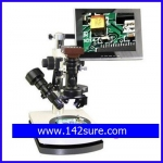 MCP018 กล้อง ไมโครสโคป Double-Lens Contrast Stereo Microscope 2D/3D Contrast Microscope 7X-300X ยี่ห้อ WD รุ่น WD11870