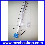 เสาอากาศยากิ ภายนอกสำหรับการรับส่งสัญญาณ Yagi Antenna 14dBi 824-960MHz Yagi Antenna GSM/Dtac/True