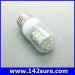 SMD094 หลอดไฟ LED 4w E27 220v 24 led smd 5730 led light bulb 400Lm แสงสีขาว อายุการใช้งาน 40000ชั่วโมง