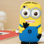 ** หมดค่ะ ** เคส iPhone 4/4S Minion Despicable Me 2