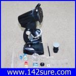 SCI026 กล้องจุลทรรศน์ กล้องไมโครสโคป พร้อมอุปกรณ์ 300X 600x 1200x Projection Microscope 4-way system with light Student Microscope