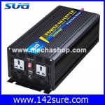 SIN013 อินเวอร์เตอร์ โซล่าเซลล์ SUG Inverter 3000W Pure Sine Wave Inverter 6000W Peak Power เครื่องแปลงไฟ 24VDC เป็นไฟฟ้าบ้าน 220VAC/50Hz (สินค้าPre-Order)