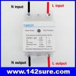 OCP002: อุปกรณ์ไฟฟ้า เครื่องป้องกันกระแสไฟเกิน CPD1-40 Current limiting protector 10A 2300W