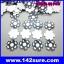 SIK001-S: Heat Sink Aluminum ระบายความร้อน หลอดไฟ LED DIY High Power 1W 3W 5W (จำนวน50ชิ้น) thumbnail 1