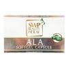 (ปลีก ฿450 /คละ3ชิ้น ฿400) SWP Beauty House ALA Softgel 30 เม็ด ผลิตภัณฑ์เสริมอาหารนำเข้าจากประเทศอเมริกา ปรับปรุงประสิทธิภาพให้ออกฤทธิ์ ได้รวดเร็วยิ่งขึ้น ด้วยโมเลกุลขนาดเล็ก เป็นวิตามินที่ดีที่สุด ช่วยให้ผิวขาวใสเรียบ เนียน ผิวดูสุขภาพดี