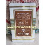 Sisley Broad Spectrum Facial Sunscreen SPF50 2 ml. (ขนาดทดลองแบบซอง)