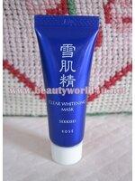 Kose seikisei clear whitening mask 10 ml. (ขนาดทดลอง)