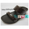 รองเท้า FITFLOP WALKSTAR SLIDE BROWN