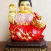 แม่นางกวักจีน มหาลาภ ทรัพย์สมบูรณ์ ขนาด 5 นิ้ว