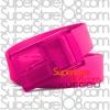 เข็มขัดซิลิโคน Candy Color Belt : สีชมพู