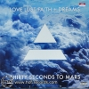 Thirty seconds to mars - Love lust faith + Dreams 1 Lp new