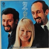 Peter Paul & Mary - A Song Will Rise 1965  1lp