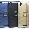 เคส Huawei Y6II เคสกันกระแทกสองชั้น motomo + แหวน