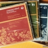 CD ฺset 4 Dises รวมเพลงพระราชนิพนธ์ โดย University of North Texas Symphony Orchestra ( ประวัติ + บรรเลง Classic )