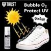 Bubble O2 Protect UV เป็นน้ำยาเคลือบกันแสงUVรองเท้าป้องกันรองเท้าเหลือง