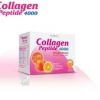 Vistra Collagen Peptide Plus 4000 mg. (รสส้ม) กล่องบรรจุ 10 ซอง สัมผัสได้ทันที ถึงความใส เต่งตึง อ่อนกว่าวัย