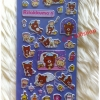 Sticker Rilakkuma Purple