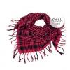 ผ้าพันคอชีมัค Shemagh สีแดง