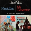 The Who - Magic Bus,My Generation 2lp