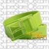 เข็มขัดซิลิโคน Candy Color Belt : สีเขียว