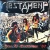 Testament - Live At Eindhoven ' 87 1lp NEW