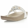 รองเท้า FITFLOP FIORELLA ANTIQUE-WHITE