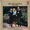 Peter Paul & Mary - In The wind  1963  1lp