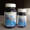 Vistra Tuna Fish oil HI-DHA 500 plus Vitamin E Epax ขนาด 30 แคปซูล