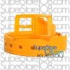 เข็มขัดซิลิโคน Candy Color Belt : สีส้ม