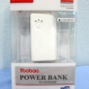 แบตสำรอง Yoobao 2600mAh Elfin Long March External Battery Bank Mobile Booster
