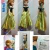 "FROZEN Prinsess Anna 14"" โฟรเซน เจ้าหญิง แอนนา สูง14นิ้ว"
