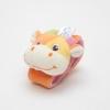 ของเล่นเสริมพัฒนาการ Wrist band สายรัดข้อมือเด็ก หน้าวัว สีส้ม เขย่าแล้วมีเสียงกุ๊งกิ๊ง ใช้เป็น ของเล่นเด็ก ของเล่นเสริมทักษะ (ส่งฟรี)