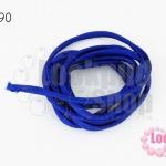 เชือกผ้า ไส้ไก่ สีน้ำเงิน (1เส้น/2เมตร)