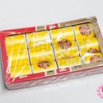 ด้ายเย็บผ้า ตราVENUS สีเหลือง (1กล่อง/12ม้วน)