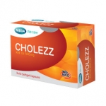 Mega We Care Cholezz 500 mg 30 softgel capsules