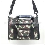 กระเป๋าสะพายน้องหมาลายทหารไซด์เล็ก