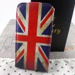 Case iPhone 4 FLAG Flip Case สินค้าลดราคา 120 บาท