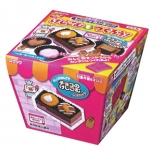 Kutsuwa eraser kit : ชุดทำยางลบ ช็อคโกแลต (ใช้ไมโครเวฟ) !!!ทานไม่ได้!!!