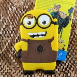 Case iPhone 5 Silicon Despicable Me 2 มินเนี่ยนมาแล้ว
