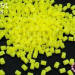 เม็ดบีทรีดร้อน สีเหลือง 2.5มิล (1ขีด/8,870ชิ้น)