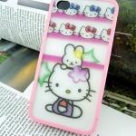 สินค้าแถมฟรี!! สั่งซื้อครบ 200 บาท Case iPhone 4/4s Kitty